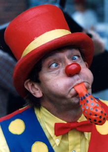 Vodvill Klown